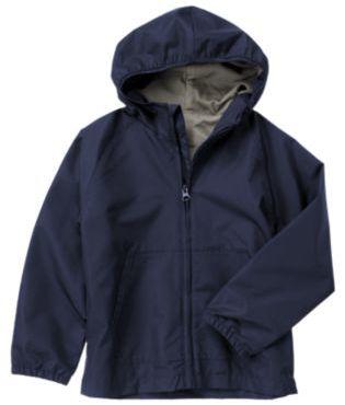 Crazy 8 Uniform Hooded Windbreaker Jacket