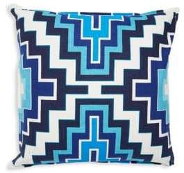 Jonathan Adler Step Bridge Bobo Cotton Pillow