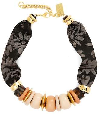 Lizzie Fortunato Nazare Beaded Necklace