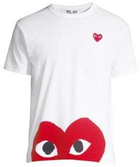 Comme des Garcons Bottom Heart Tee