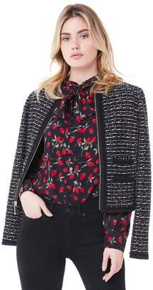 Juicy Couture Peppa Tweed Jacket