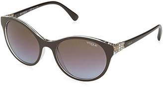 Ralph Lauren Ralph by Women's 0RA5196 Polarized Round Sunglasses