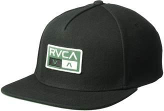 RVCA Men's Duel Snapback Hat