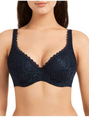 Berlei NEW 'Barely There' Lace Contour Bra YYTP Navy