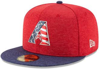 New Era Boys' Arizona Diamondbacks Stars & Stripes 59FIFTY Cap