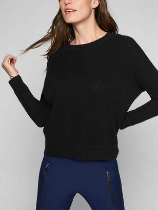 Athleta Wool Cashmere Habitat Sweater
