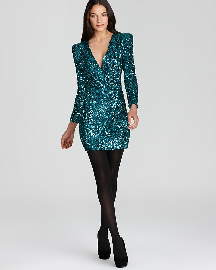 French Connection Dress - Samantha Sequins