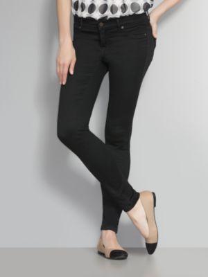 New York & Co. Super Soft Super Stretch Jean Legging - Black