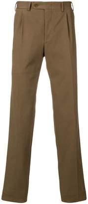 Canali straight chino pants