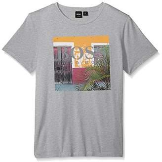 HUGO BOSS BOSS Orange Men's Tux 1 Boss Logo Graphic Tee
