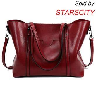 STARSCITY Shoulder Bag Fashion Top Handle Satchel Handbags for Women  Thanksgiving Decor Tote Purse Capacity Black 5e55cb575db3b