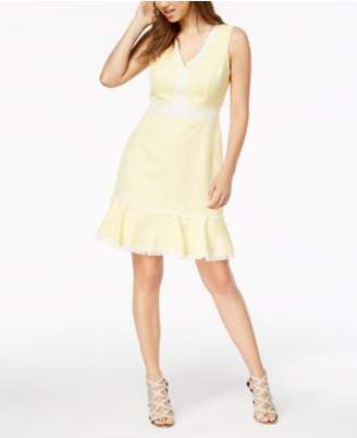 Nanette Lepore Nanette by Sleeveless Bouclé Dress