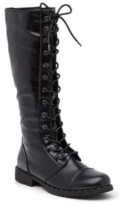 Chinese Laundry Roset Smooth Lace High Boot