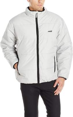 Avia Men's Modern Bubble Jacket