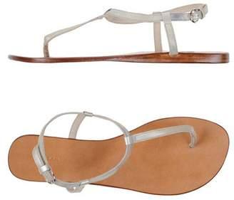 P.A.R.O.S.H. Toe post sandal