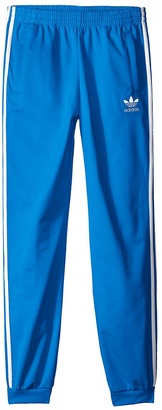 adidas Originals Kids - SST Pants Boy's Casual Pants $35 thestylecure.com