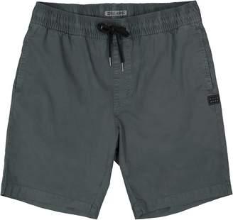 Billabong Larry Layback Stretch Cotton Shorts