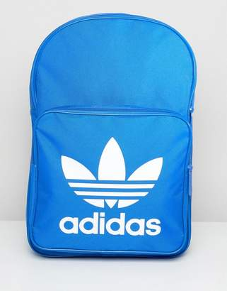 adidas Classic Backpack In Blue