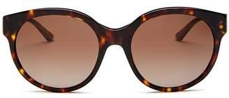 60b8175ed6 Tory Burch Women s Polarized Round Sunglasses