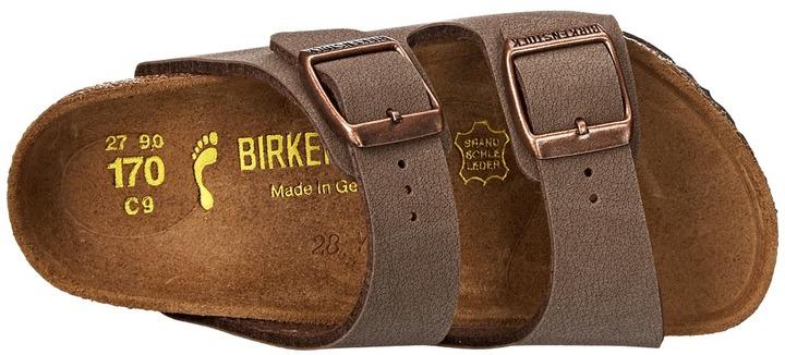 Birkenstock Kids - Arizona Girls Shoes 7