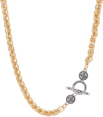 My Saint My Hero Blessing Links Toggle Necklace