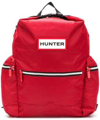 Hunter water-resistant backpack