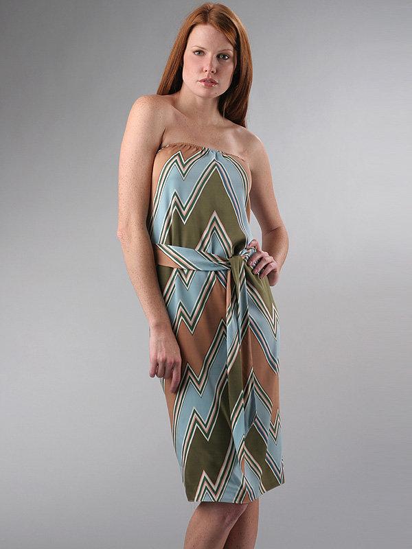 Ong Parker Tube Dress