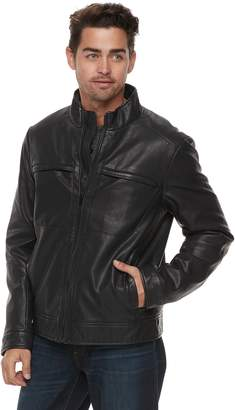 Apt. 9 Men's Midweight Moto Jacket