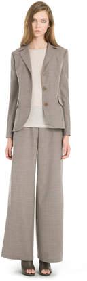 Max Studio tropical wool jacket