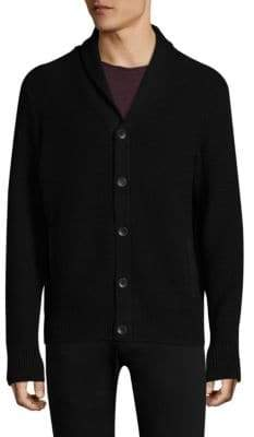 Rag & Bone Textured Button Cardigan