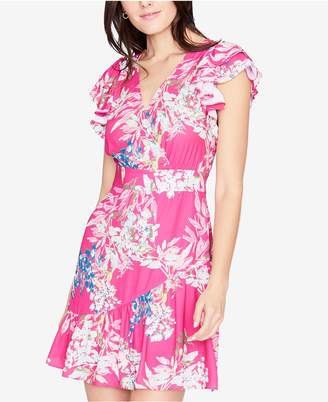 Rachel Roy Floral-Print Fit & Flare Dress, Created for Macy's