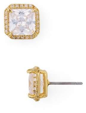 Kate Spade Pavé & Faceted Stone Stud Earrings