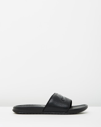 "Nike Benassi ""Just Do It"" Slides"