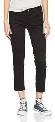 Silvian Heach Women's Sarney Skinny Jeans, (Nero Black), Sizes:31