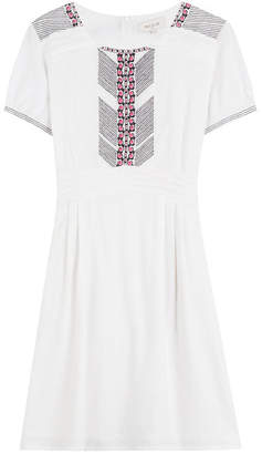 Paul & Joe Embroidered Cotton Dress