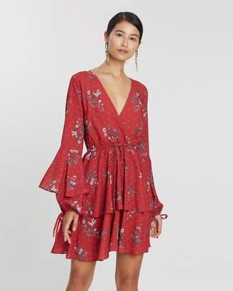 Cooper St Sophie Long Sleeve Mini Dress