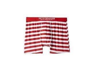 Nick Graham Stripe Boxer Brief Men's Underwear