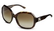 Oversize Tortoise Burberry Prorsum Knight Sunglasses