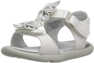 15a6d09b536 Step   Stride Barra-P Baby Girl s Adjustable Sandal