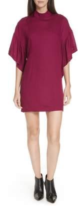 IRO Thiefya Ruffle Sleeve Dress