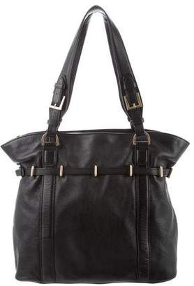 Reiss Leather Tote Bag