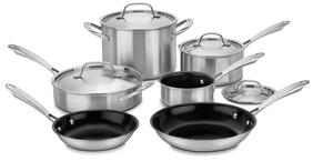 CuisinartGreen Gourmet 10 PC Set