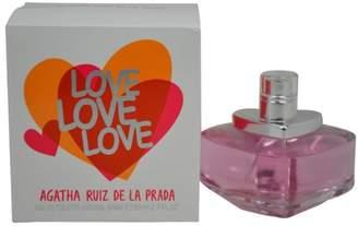 Agatha Ruiz De La Prada Love Eau De Toilette Spray for Women