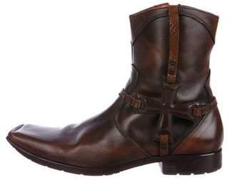 Mark Nason Corleono Leather Boots