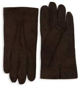 Saks Fifth Avenue Classic Leather Gloves