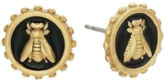 Vince Camuto Women's Bee Charm Stud Earrings