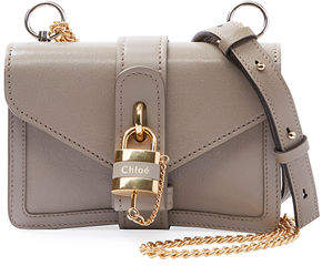 Chloé Aby Mini Leather Shoulder Bag