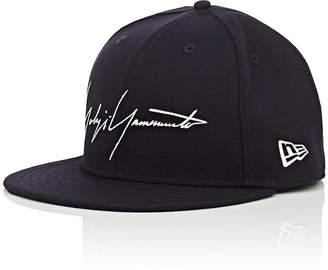 Yohji Yamamoto Men's Wool Baseball Cap