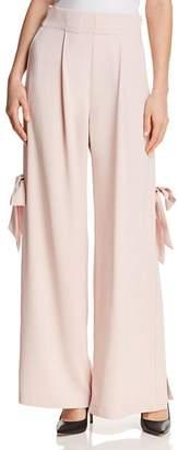 Parker Antonello Bow-Detail Pants