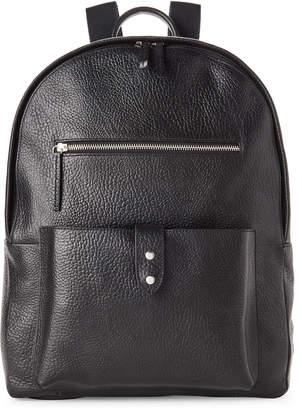 Cole Haan Saunders Leather Zip Backpack